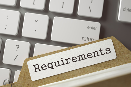 Requirements SAESL